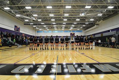 BHHS 2015 Varsity Volleyball